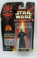 Star Wars Episode One Darth Maul Sith Lord Action Figure + Commtech Chip Hasbro