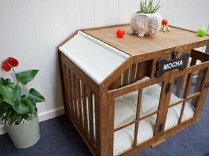 Handmade Modern Dog House