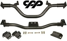 47-54 CHEVY GMC TRUCK RUBBER ENGINE / TRANSMISSION CROSSMEMBER CONVERSION KIT
