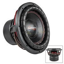 "American Bass XFL-1222 12"" Subwoofer Dual 2 Ohm 2000 Watts Max Car Audio Single"