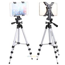 Professional Camera Tripod Stand Mount Holder For iPad 2 3 4 Mini Air Pro Tablet