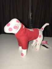 Victoria Secret Pink Collegiate Mini Ohio State University Buckeye Plush Dog