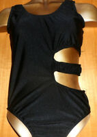 BLACK LYCRA/7/9YEAR/FREESTYLE COSTUME