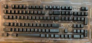 Razer Blackwidow Chroma Mechanical OEM Factory Single Keycap Backlit Keys!