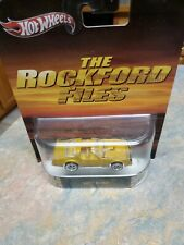 Hot Wheels 2013 Retro The Rockford Files Hot Bird Die Cast Car