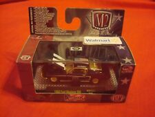 M2 Machines Auto-Dreams 1968 Ford Mustang 390 Gold CHASE Walmart Exclusive