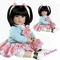 "Adora Smart Cookie Charisma Dolls,20"" Doll. Vinyl and Cloth Baby"
