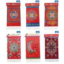 Islamic Ramadan Tablecloths Muslim Eid Mubarak Rectangle Prayer Table ClothGift