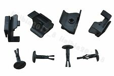 4 Front Fender & Bumper Cover Clip Kit 53879-58010 47749-58010 For Toyota Lexus