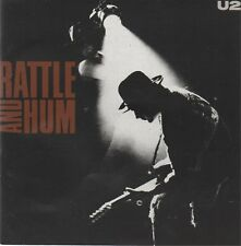 U2 - Rattle and hum - CD album