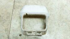 84 Yamaha XT600 XT 600 front headlight head light housing