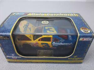 NASCAR Revell #3 Dale Earnhardt Sr Wrangler Goodwrench Service 1:64 Car - NIP