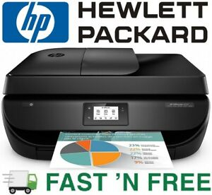 HP Officejet 4650 Wireless, Ink Ready, Mobile Printing  All-in-One Photo Printer