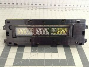 GE Double Oven Control Board WB27T10287