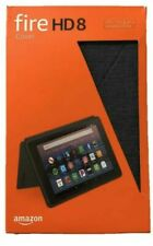 Amazon Fire HD 8 Tablet Case, Charcoal Black 7th Generation NEW