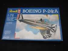 A released Revell un made plastic kit of a BOEING. P26a.  boxed