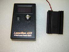 FREE SHIPPING New 5.2 Watt LaserBee™ AX3 Laser Power Meter +Thermopile (Blu)