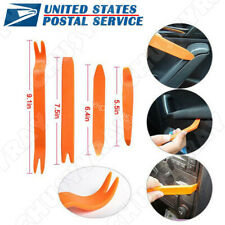 Car Radio Stereo Door Clip Trim Dash Panel Install Removal Pry Tool Plastic Kit
