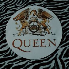 QUEEN CREST  TURNTABLE (RECORD PLAYER) SLIPMAT.