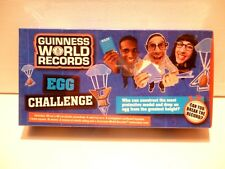 Guinness world records Egg Challenge Official attempt record highest egg drop