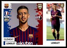 Panini FIFA 365 2019 - Clément Lenglet FC Barcelona - No. 83