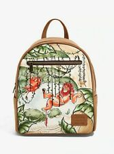 Loungefly Disney The Lion King Vines Faux Leather Mini Backpack