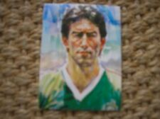 MEXICO 86 1986 MUNDIAL TOMAS BOY 33 OTTIMA VG VELINA world cup  FOOTBALL