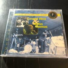 Canned Heat & Rufus Thomas (CD, 1996, United Audio ) Made In Holland - Rare CD