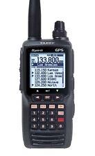 Yaesu FTA-750L Ricetrasmettitore Aereonautico Portatile con vor e GPS - Nero