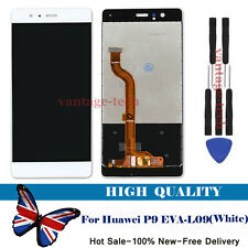 LCD Display For Huawei P9 EVA-L09 Touch Digitizer Screen Replacement White 5.2''