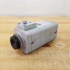 Video Components Vc-C-S 14012N Box Camera, 12Vdc, 6mm Tv Lens - Used