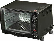 Rosewill RHTO-13001 1500 W 6 Slice Black Toaster Oven Broiler with Drip Pan
