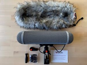 Rycote Modular Windshield WS 4 Kit - Complete Windshield and Suspension System