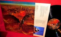 MIDNIGHT OIL Red sails in the sunset LP 1984 AUSTRALIA EX+ First Pressing Inner