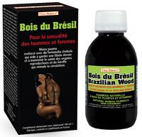 Aphrodisiaque liquide Bois du Brésil pour sexualité hommes et femmes