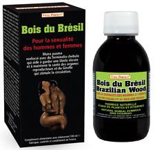Bois du Brésil pour sexualité des hommes et femmes