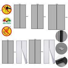 Insektenschutz Vorhang Tür Magnet Magnetvorhang Netz Fliegengitter Balkontür NEU