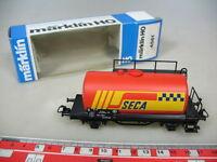 S171-0,5# Märklin/Marklin H0/AC 4561 Kesselwagen/Güterwagen SECA SNCB, NEUW+OVP