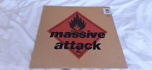 Massive Attack  'Blue Lines' 1991 vinyl LP