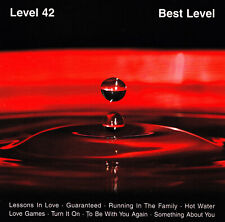 LEVEL 42 - CD - BEST LEVEL