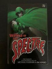 Wrath Of The Spectre TPB / Jim Aparo - OOP / HTF / Nice Copy!  DC Comics