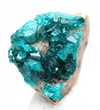New ListingDioptase Crystal Cluster Emerald Green Mineral Specimen Kazakhstan Gemstone