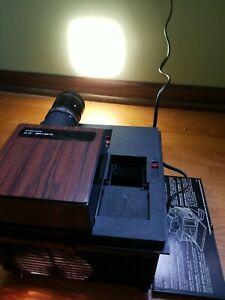 VTG Bell & Howell 35mm Slide Projector CUBE SYSTEM AF70 Auto Focus *MINT*