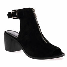 Women's Synthetic Buckle Shoes