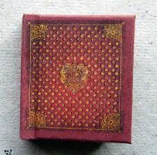 Dollshouse Miniature Book - Book of Hours