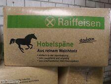 Hobelspäne 600 Liter = 24 kg Staubarm Einstreu Späne Blitzversand per DHL-Paket
