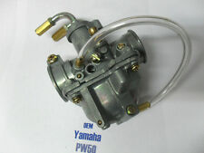 NEW YAMAHA NEW OEM, PW50,PW 50 CARBURETTOR, CARBY,PY50 PEE WEE,MINI BIKE,ENGINES