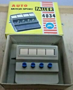FALLER Ams 4034 Switch Sauber Boxed