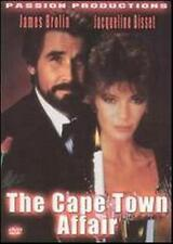THE CAPE TOWN AFFAIR -JAMES BROLIN & JAQUELINE BISSET -DVD SHIPS 1st CLASS MAIL