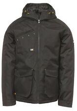 Caterpillar CAT Battleridge black water-resistant quilt-lined jacket